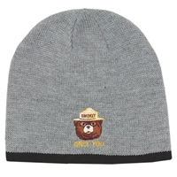 Smokey Embroidered Beanie