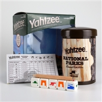 Yahtzee - National Parks Travel Edition