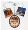 Bryce Canyon Charm Ornament