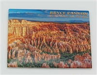 Bryce Amphitheater Badge Magnet
