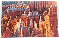"Bryce Canyon ""Hoodoo Sunrise"" Metal Print"