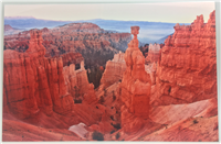 "Bryce Canyon ""Quietly Still"" Metal Print"