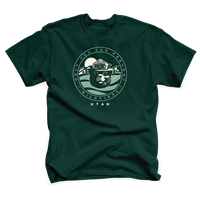 Retro Only You Can Prevent Wildfires Smokey T-shirt