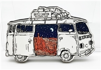 Bryce Canyon Wild Tribute Van Magnet