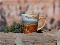Bryce Canyon Latte Mug