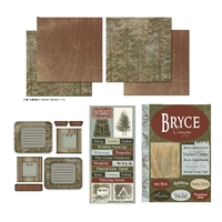 Bryce Canyon National Park Scrapbook Kit