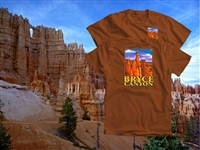 Bryce Canyon Hoodoo Wash T-Shirt