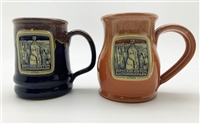 Thors Hammer Stoneware Tall Belly Mug