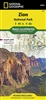 Zion National Park Trails Illustrated : 214