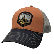 Bryce Canyon Retro Ball Cap
