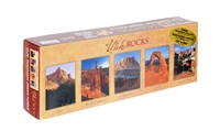 Utah Rocks Panoramic Puzzle