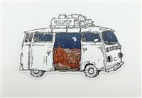 Bryce Canyon Wild Tribute Van Sticker