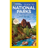 National Geographic Guide to National Parks of the US