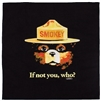 "Smokey Bear""if Not You, Who?"" Bandanna"