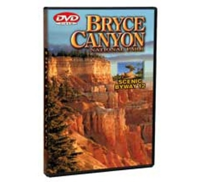 DVD - Bryce Canyon plus Scenic Highway 12