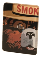 Smokey Bear Large Dome Magnet ON SALE
