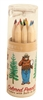 Smokey Bear Colored Pencil Set