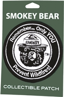 Smokey Bear Only You Collectible Patch
