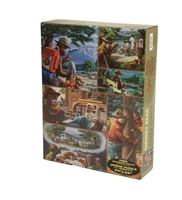 Smokey Bear 1000 Piece Puzzle