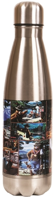 Smokey Bear Insulated Stainless Steel Bottle