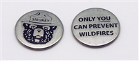 Smokey Bear Collectible Token