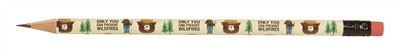 Smokey Bear Pencil