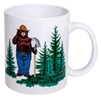 Smokey Bear Magic Mug