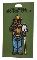 Smokey Bear Official Embroidered Patch