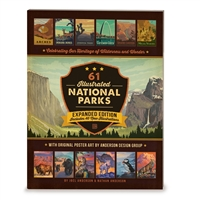 59 National Parks Book