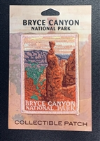 Bryce Canyon Thor's Hammer Collectible Patch