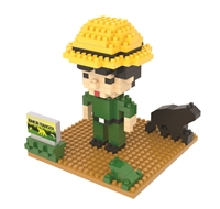 Junior Ranger Boy Mini Building Blocks