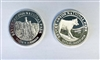 Silver Bryce Canyon Collectible Coin