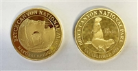 Gold Bryce Canyon Collectible Coin