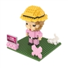 Junior Ranger Girl Mini Building Blocks