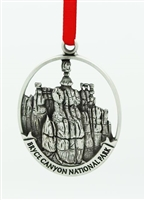 Bryce Canyon Pewter Ornament