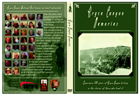 Bryce Canyon Memories - DVD