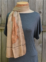 Bryce Canyon Map Scarf