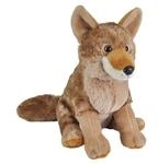 Stuffed Coyote 12 Inch Cuddlekin