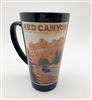 Red Canyon Java Mug