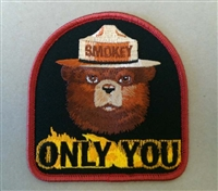 Only You Smokey Patch